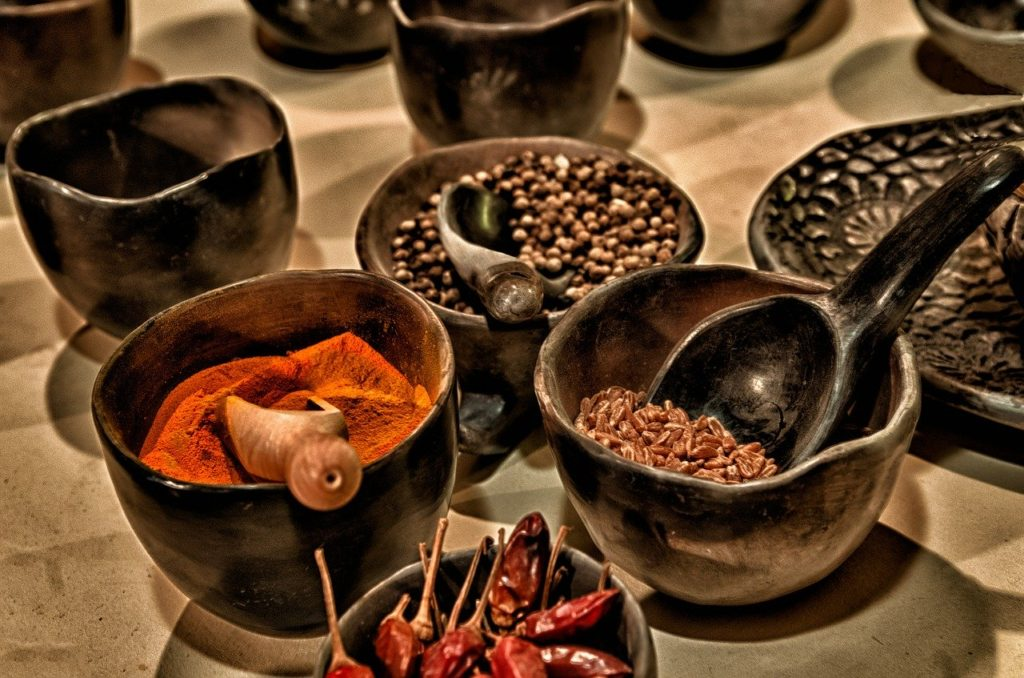 Hot spices